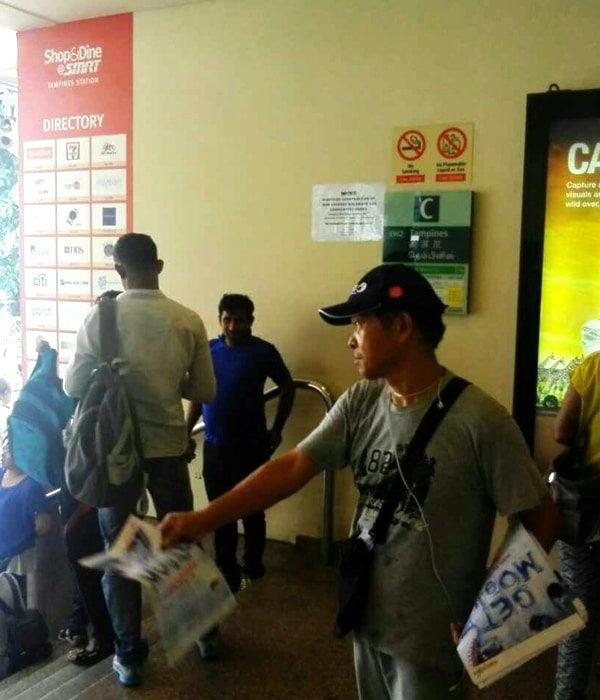 Street Distribution 1