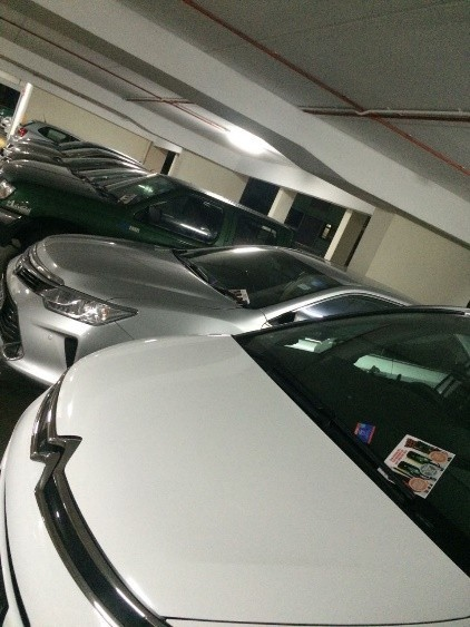 Residential Car Parks Drop 1