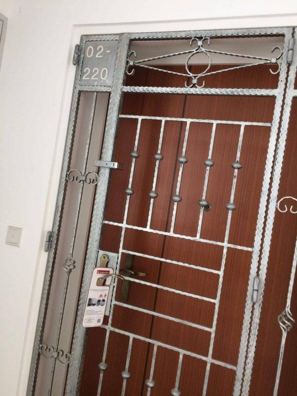 BTO Door to Door Distribution 2